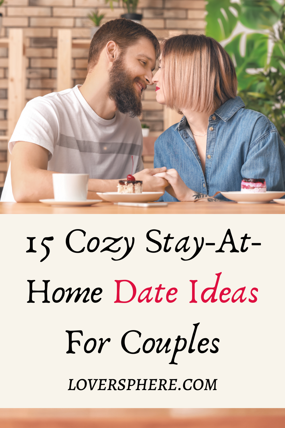 15 Cozy Stay At Home Date Ideas For Couples Lover Sphere